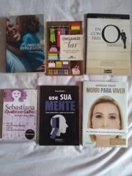 Título do anúncio: Vendo livros usados