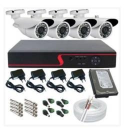 Título do anúncio: Cameras de Segurança e alarmes em geral