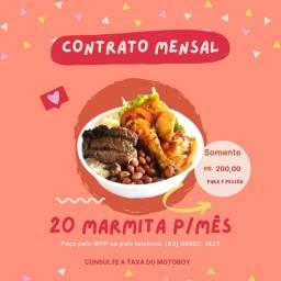 Título do anúncio: CONTRATO DE QUENTINHA MENSAL.