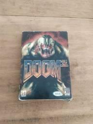 Doom 3 PC - BOX com 3 cds e Manual