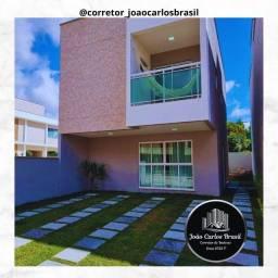 Lançamento de Casas Duplex em Condomínio no Eusébio... Excelente Localização...