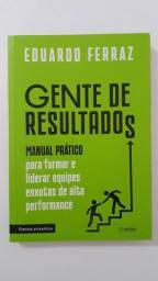 """Livro """"Gente de Resultados"""""""