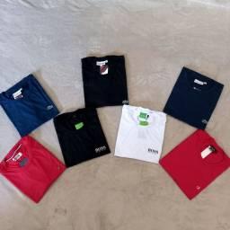 Título do anúncio: Kit com 10 camisas 40.1