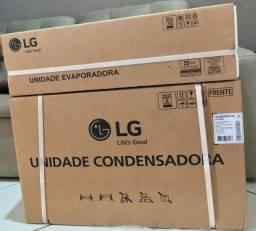 Ar Condicionado LG 9.000 BTUs Q/F - Nacional, Novo, Lacrado com NF e Garantia