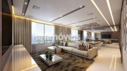 Apartamento à venda com 4 dormitórios em São pedro, Belo horizonte cod:837643