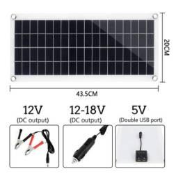 Título do anúncio: Painel Solar - Carregador Solar usb 5v