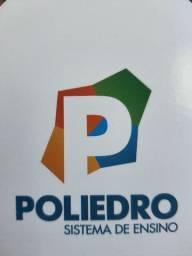 Apostilas Poliedro 3° ano e pré-vestibular