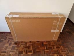 Título do anúncio: Smart TV Samsung 58 4k UHD AU7700, NF, Garantia