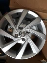 Rodas VW aro 15 zero nunca usada