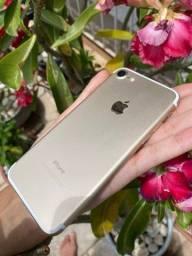 Título do anúncio: iPhone 7 de 256 gigas