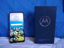 Título do anúncio: Motorola one fusion Plus
