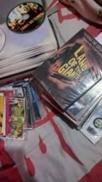 Título do anúncio: Cds e dvds de vários gêneros