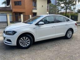 LINDO VW VIRTUS MSI 2019 AUTOMÁTICO !!
