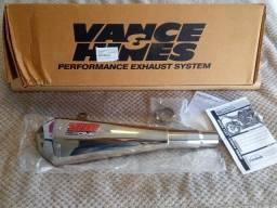 Título do anúncio: Ponteira Escapamento Vance Hines 32503 Suzuki Srad Gsxr 750