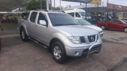 Título do anúncio: Nissan Frontier 2.5 XE 2012 Impecável!
