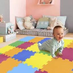 Título do anúncio: (Promoção) Tatame Tapete EVA Infantil. Você Escolhe as Cores. Pronta Entrega.