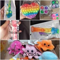 Brinquedos anti stress