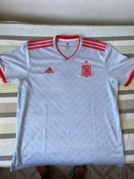 Título do anúncio: Camisa Espanha 2018
