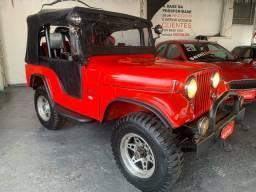 Título do anúncio: Jeep Overland 4x4 lindo.