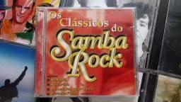 Título do anúncio: Cd original Os Clássicos Do Samba Rock