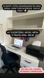 Título do anúncio: KIT ESCRITÓRIO