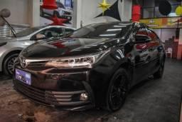 Título do anúncio: Toyota Corolla 2017 Preto