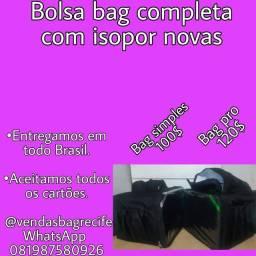 Título do anúncio: Mochila bag delivery entregas todo BR