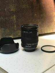 Título do anúncio: Lente Sigma Nikon 18-200