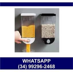 Título do anúncio: Dispenser Cereais e Grãos Dosador * Fazemos Entregas
