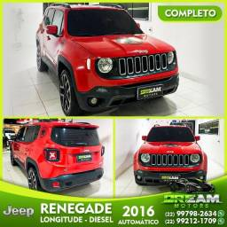 Jeep Renegade Lngtd At D