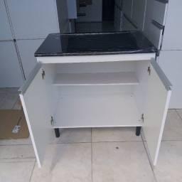 Balcão 0,80m para cooktop