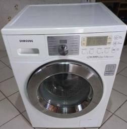 Título do anúncio: Urgente Lava e seca Samsung eco bubble 8.5kg