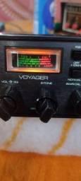 Título do anúncio: Rádio Voyage vr-9000 mk2 seminovo