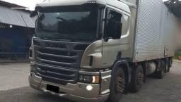 Título do anúncio: Scania P-310 8x2 Bitruck Baú 2016