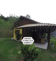 Título do anúncio: Casa em Domingos Martins Escriturada e Registrada