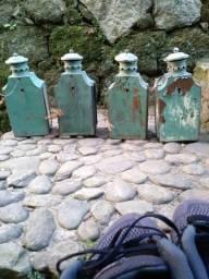 Luminárias de cobre