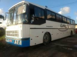 Ônibus rodoviário scania - 1988
