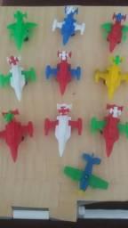 Miniaturas pra colecionador de aviação