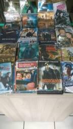 Vendo varios dvds filmes