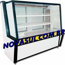 Título do anúncio: Balcão Refrigerado Para Bolo 1,25M