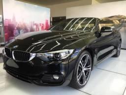 BMW 430I 2018/2018 2.0 16V GASOLINA CABRIO SPORT AUTOMÁTICO - 2018