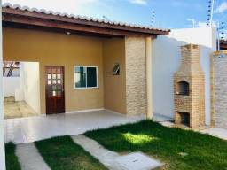 Linda casa com doc.gratis:2 suites ,2 vagas de garagem,churrasqueira,fino acabamento
