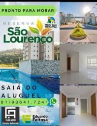Reserva São Lourenço - agora Você sai do Aluguel