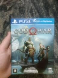 God of War Jogo Físico (PS4)