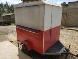 Trailer-Food Truck