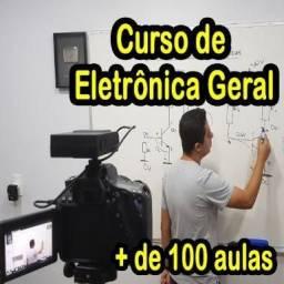 Curso de Eletrônica em Geral