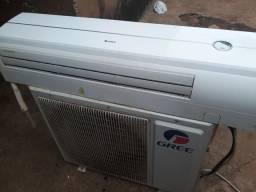 Ar condicionado 24 btus instalado e revisado