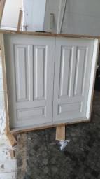 Madeiras, pvc, portas e janelas