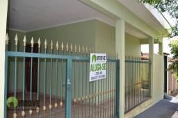 Casa com 2 dormitórios para alugar, 122 m² por r$ 850/mês - bom jesus - jardinópolis/sp