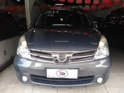 Nissan Livina S 1.6- 2014 - GNV - mecânica - 2014